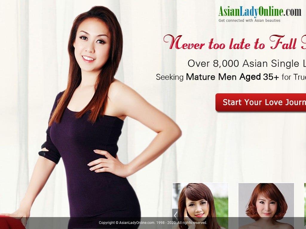 Asian Lady Online Post Thumbnail