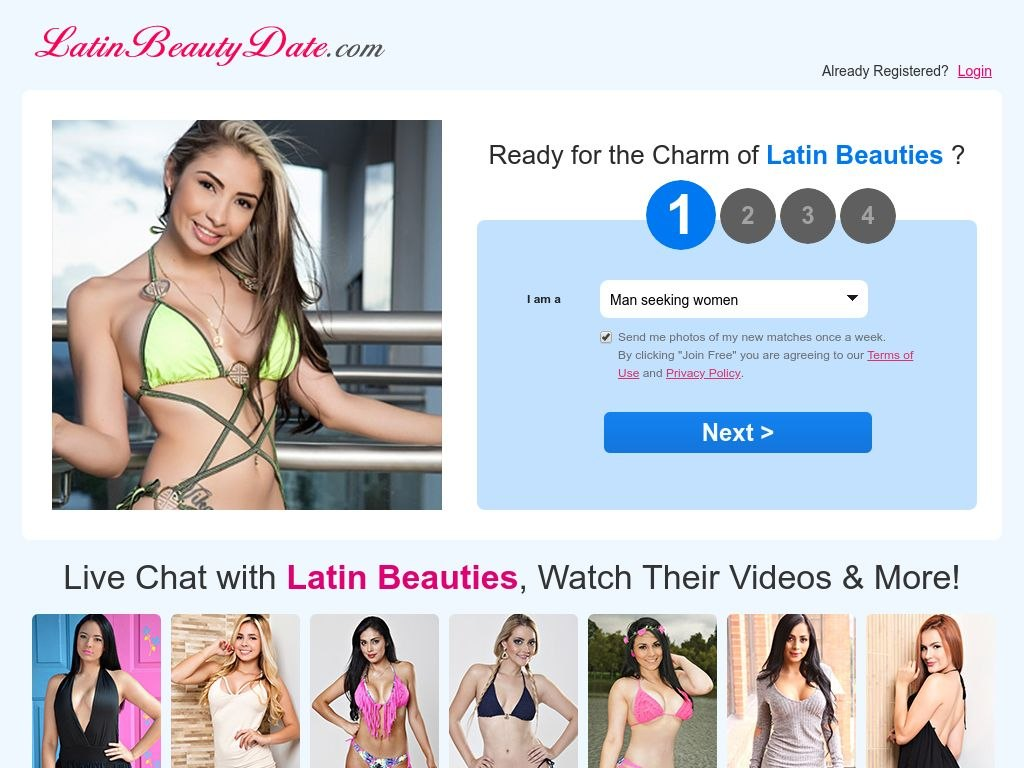 Latin Beauty Date Site Review Post Thumbnail